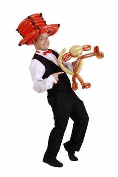 Ballonkünstler Marco