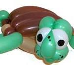Ballontiere für jeden Anlass - die Schildkröte